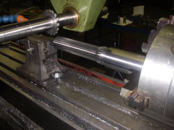 cutting a fisher spline coupler 4