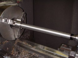 machining stem 10