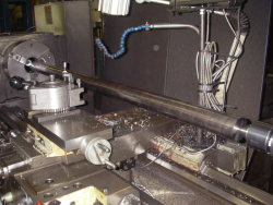 machining stem