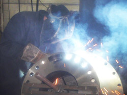welding spool 3